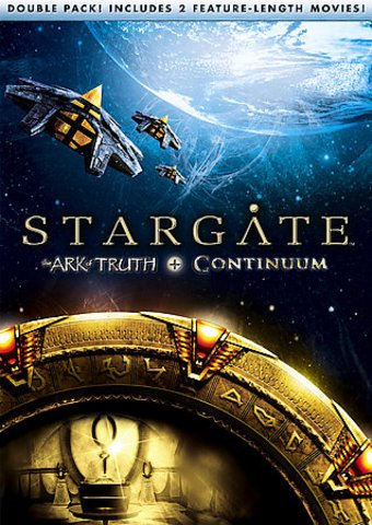 Stargate: The Ark of Truth / Stargate: Continuum