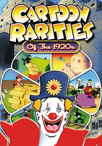 "Cartoon Rarities of the 1920s - 11"" x 17"" Poster"