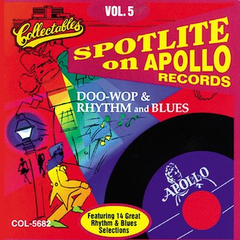 Spotlite On Apollo Records, Volume 5