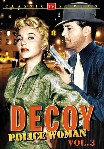"Decoy: Police Woman, Volume 3 - 11"" x 17"" Poster"