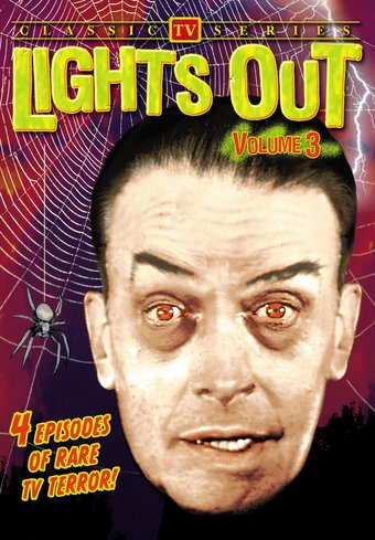 "Lights Out, Volume 3 - 11"" x 17"" Poster"