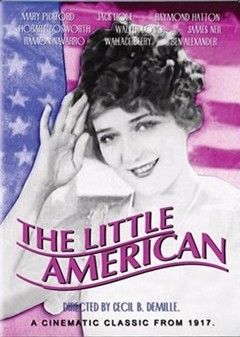 The Little American (Silent)
