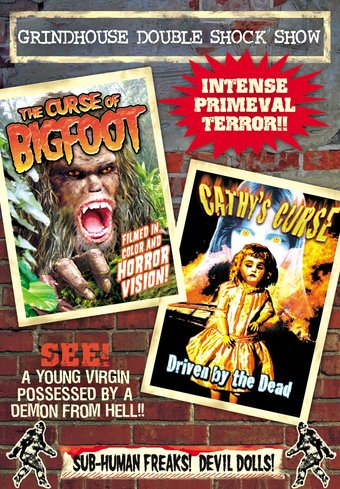 The Curse of Bigfoot (1976) / Cathy's Curse (1977)