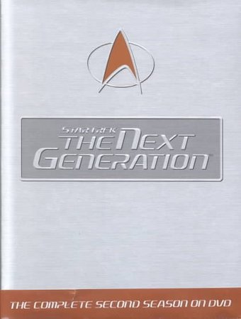 Star Trek: The Next Generation - Season 2 (6-DVD)