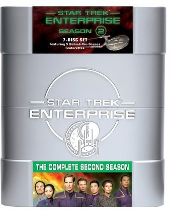 Enterprise - Complete 2nd Season (7-DVD)