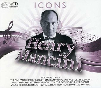 Icons (4-CD Box Set)
