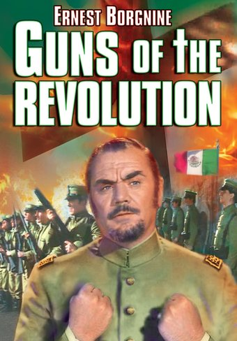 "Guns of the Revolution - 11"" x 17"" Poster"