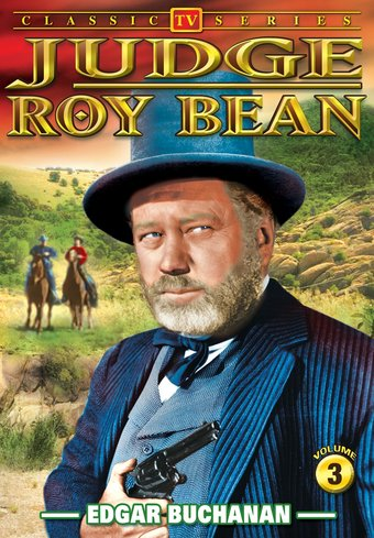 "Judge Roy Bean, Volume 3 - 11"" x 17"" Poster"