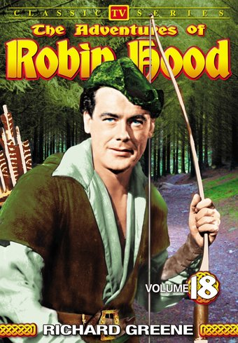 "Adventures of Robin Hood, Volume 18 - 11"" x 17"""