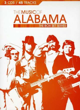 The Music of Alabama (3-CD Box Set)