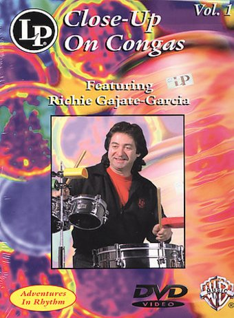 Adventures in Rhythm, Volume 1: Close-Up on Congas