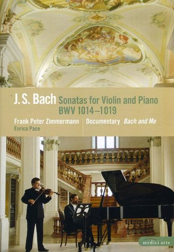 J.S. Bach - Sonatas for Violin and Piano