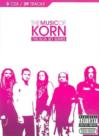 The Music of Korn (3-CD Box Set)