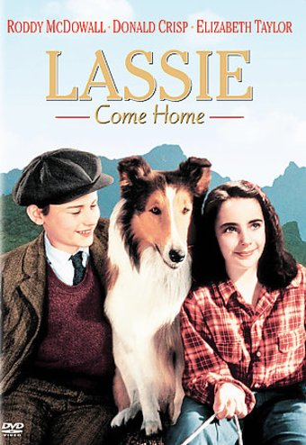 Lassie Come Home (Full Screen)