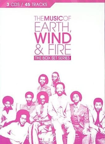 The Music of Earth, Wind & Fire (3-CD Box Set)