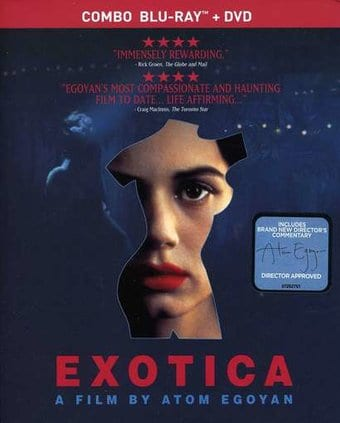 Exotica [Import] (Blu-ray + DVD)