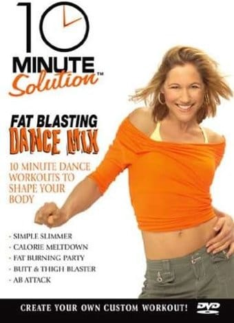 10 Minute Solution: Fat Blasting Dance Mix (Sears