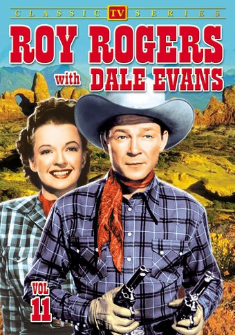 Roy Rogers With Dale Evans - Volume 11