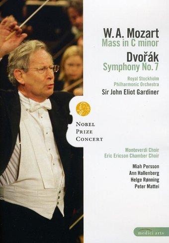 W.A. Mozart: Mass in C Minor / Dvorák: Symphony
