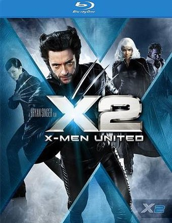 X2: X-Men United (Blu-ray)