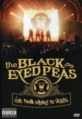 The Black Eyed Peas - Live From Sydney to Las