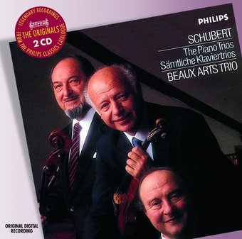 Schubert: The Piano Trios (2-CD)