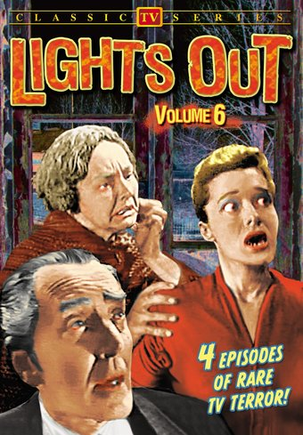"Lights Out, Volume 6 - 11"" x 17"" Poster"