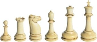 Masters Staunton Chess Set