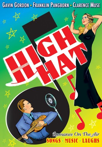 "High Hat - 11"" x 17"" Poster"