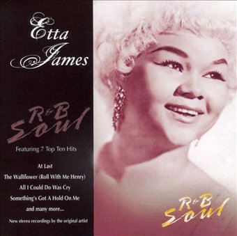 R&B Soul: Etta James