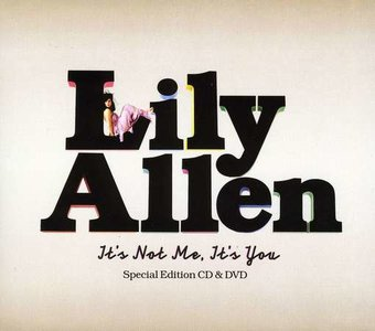 It's Not Me, It's You (Special Edition) (CD/DVD)