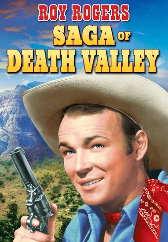"Saga of Death Valley - 11"" x 17"" Poster"