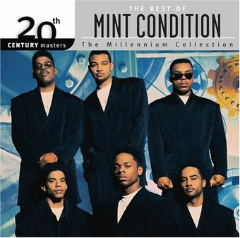The Best of Mint Condition - 20th Century Masters