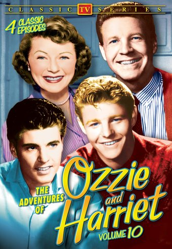 Adventures of Ozzie & Harriet - Volume 10