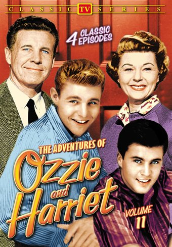 "Adventures of Ozzie & Harriet, Volume 11 - 11"" x"
