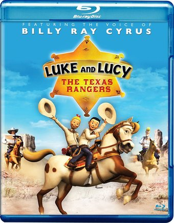 Luke and Lucy: The Texas Rangers (Blu-ray)
