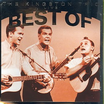 Best of Kingston Trio: Live