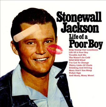 Stonewall Jackson Life Of A Poor Boy Cd 2010 Omni