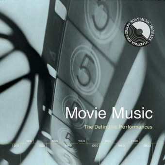 Movie Music: The Definitive Performances (2-CD)