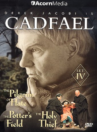 Cadfael - Series 4 (3-DVD)