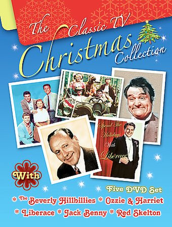 The Classic TV Christmas Collection (5-DVD)