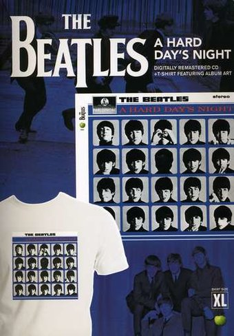 A Hard Day's Night (CD/T-Shirt package)