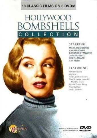 Hollywood Bombshells Collection (6-DVD)