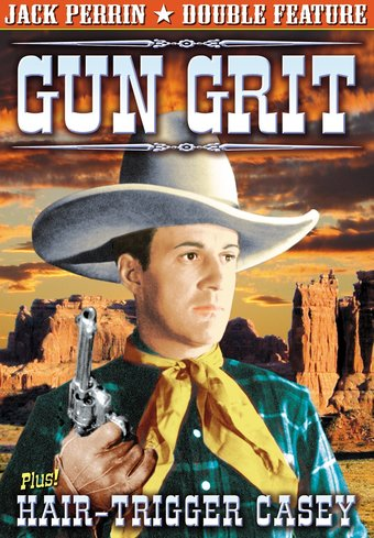 Jack Perrin Double Feature: Gun Grit /