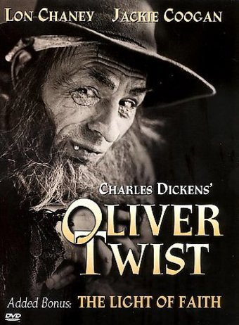 Oliver Twist (with Bonus Feature: THE LIGHT OF
