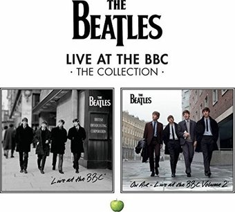Live at the BBC, the Collection: Volumes 1-2