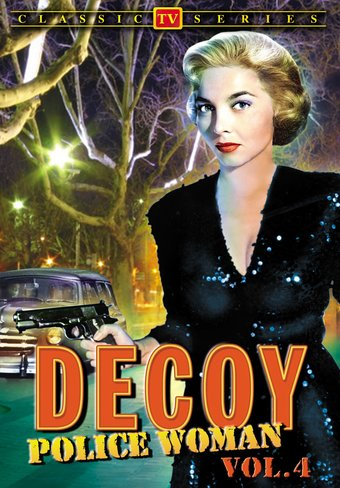 "Decoy: Police Woman, Volume 4 - 11"" x 17"" Poster"