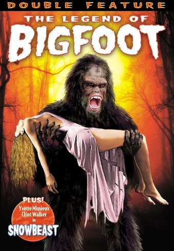 The Legend of Bigfoot (1976) / Snowbeast (1977) -
