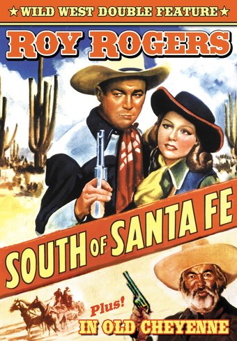 Roy Rogers Double Feature: South of Santa Fe