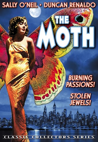 "The Moth - 11"" x 17"" Poster"